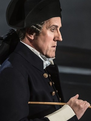 As Claggart In Billy Budd