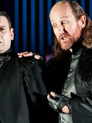 As Enrico In Welsh National Opera's 2013 Production Of Anna Bolena