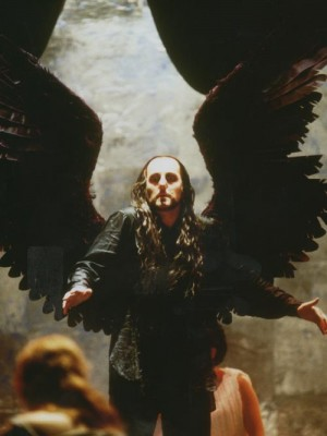 As Mephistopheles In Gounod's Faust
