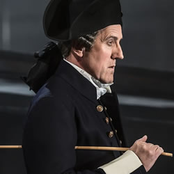 Alastair Miles in Billy Budd